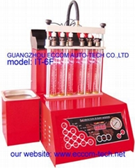 injector test and clean machine IT-6F