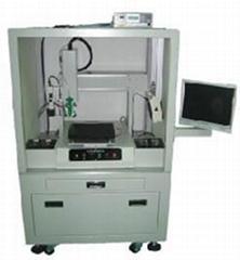 CCD影像对位自动点涂胶机