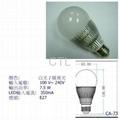 LED節能燈膽 1