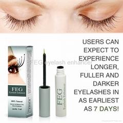 Eyelashes extension fancy mascara for lash growth enhancer