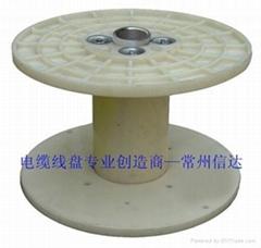 500型塑料線盤膠盤膠軸繞線盤電纜盤
