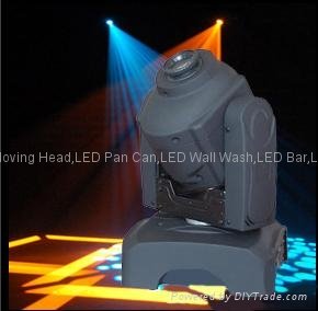 LED MOVING HEAD GOBO 30W  2
