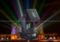 moving head color change search light