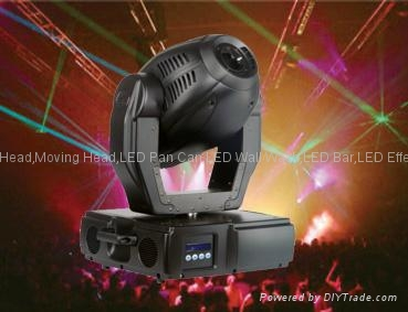 LED MOVING HEAD GOBO 30W  5