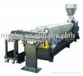 SHJ-120 single screw sheet extrusion line