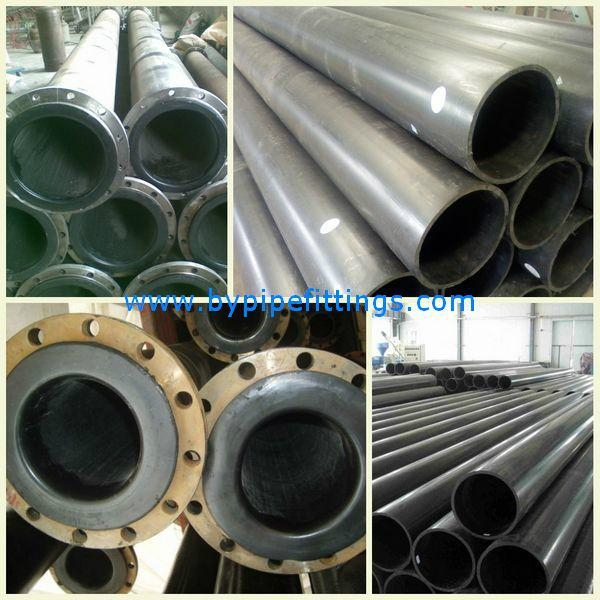 UHMW PE Slurry Pipes better than HDPE pipes and Steel Pipes 1