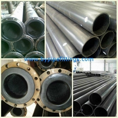 UHMW PE Slurry Pipes better than HDPE pipes and Steel Pipes