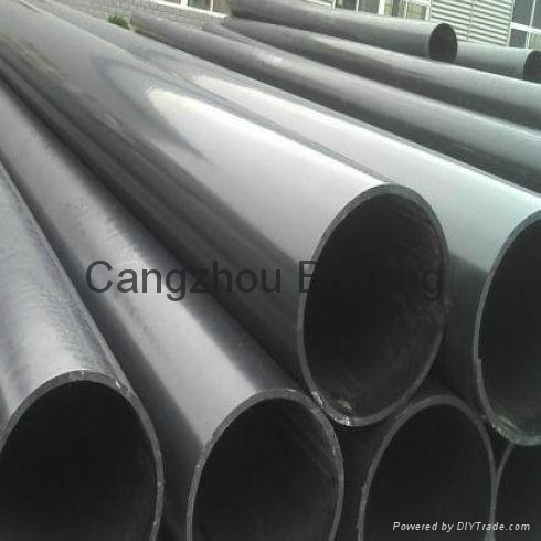 UHMW Polyethylene Dredging Pipes for Mine Tailings Dredging 1