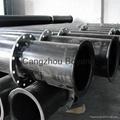 UHMW Polyethylene Dredging Pipes for Mine Tailings Dredging 5