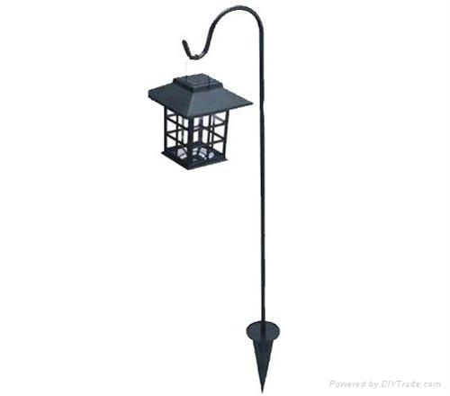 Solar lawn lamp 1