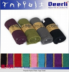 Colorful Microfiber Yoga Towel