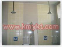 公共浴室节水系统