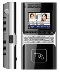 2.4G手機考勤機