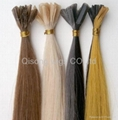 """0.5g/s,16"""" Remy Nail Tip Hair Extensions"""