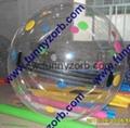 hot water ball