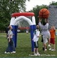 lawn basketball