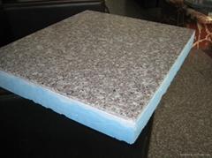 超薄石材复合保温板