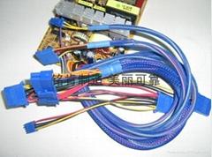 精美电脑电源线专用编织网