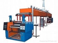 adhesive tape coating machine TBJ-XD-IV