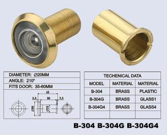 door scope?glass lens? 1  sc 1 st  DIYTrade & door scope?glass lens? - B-304 - JIFU (China) - Other Door ...