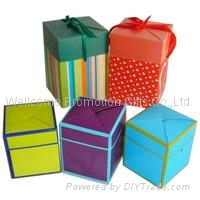 Paper Box Gift Box Jewel