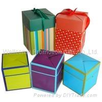 Paper Box Gift Box Jewel