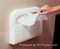 sanitary toilet paper:disposable toilet seat cover paper  2