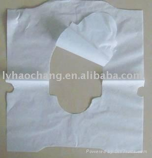 sanitary toilet paper:disposable toilet seat cover paper  5