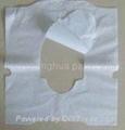 sanitary toilet paper:disposable toilet