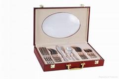 24pcs cutlery sets