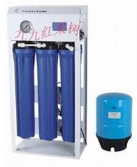 郑州红果树商用净水器-节水纯水机诚招代理加盟