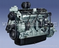 marine system engine assembly