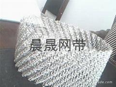 汽液過濾網針織金屬絲網篩網