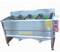 供应DY-1200电加热油水分离油炸机