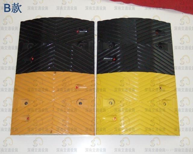 橡胶减速带 2