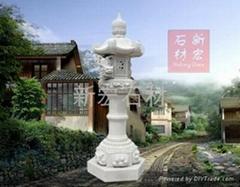 惠安石雕燈籠