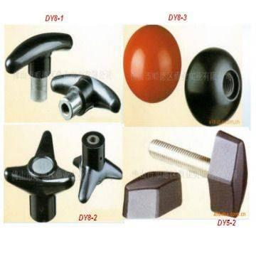 machine knobs and handles