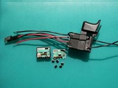 直流手持式电动工具ASIC & 调速模块