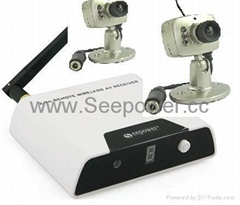 wireless camera kit surveillance system  Free Shipping