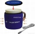 USB coffee warmer 2