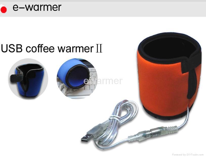 USB coffee warmer 3