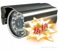 惠州安防监控高清红外摄像机