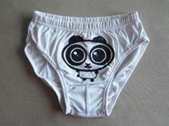 DooDoo Panda underwear