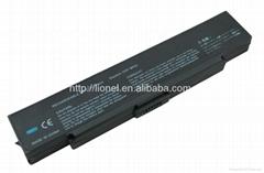6 cells 5200mah Sony Laptop Battery
