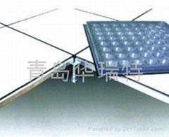 青島機房專用全鋼防靜電地板