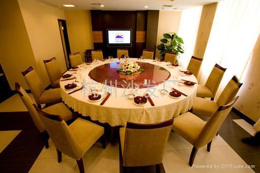 杭州餐厅桌椅定做出售 1