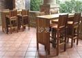 杭州户外餐椅定做出售 2