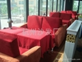 杭州咖啡厅沙发定做出售 1