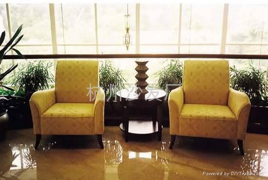 杭州酒店沙发定做 1
