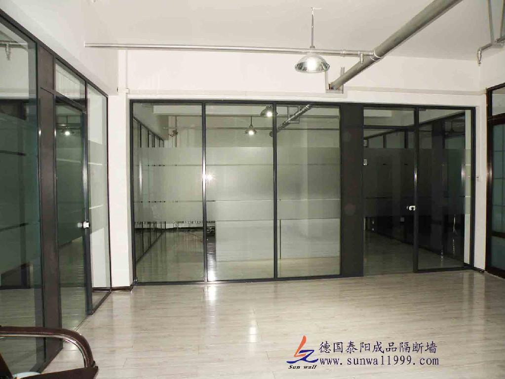 成品玻璃隔断墙 3